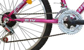 Corrente de bike
