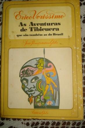 As Aventuras de Tibicuera, em edição dos anos 70