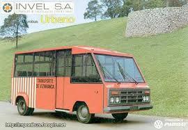 As zebrinhas foram lançadas nos anos 1980 para melhorar o transporte da capital do país