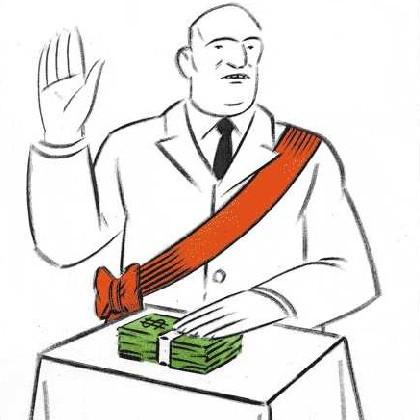 politico-corrupto