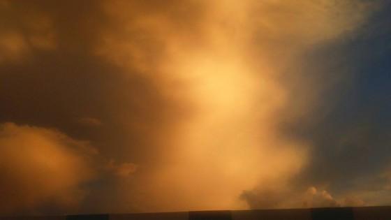 céu da tarde 2