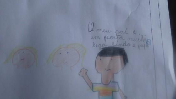 Clarice Madeira Giusti, 8 anos