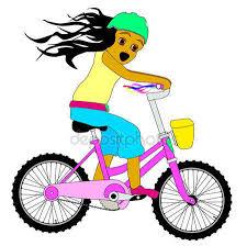 Irmãs na bike