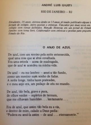 A Nova Poesia Brasileira (Crisális Editora, Rio de Janeiro, 1985)